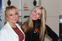 Debra Robson with Jerri Lee (Sugarhut honey)