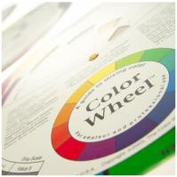 COLOUR WHEEL 9, IN ENGLISH