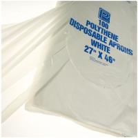 DISPOSABLE PLASTIC APRONS 100