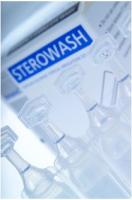 STERILE EYEWASH SOLUTION (PACK 25)